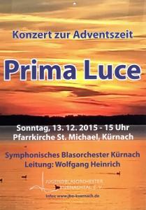 Prima Luce Plakat144